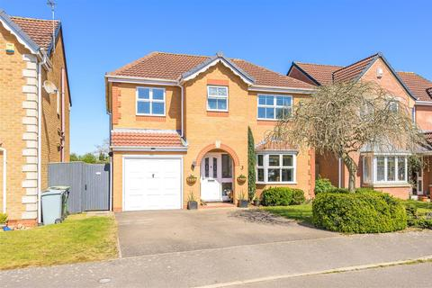 4 bedroom detached house for sale - Ryedale Close, Grantham