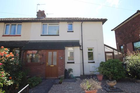 2 bedroom semi-detached house to rent - Manor Place, Upperby