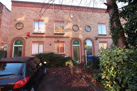2 bedroom terraced house to rent - Midland Place, Derby