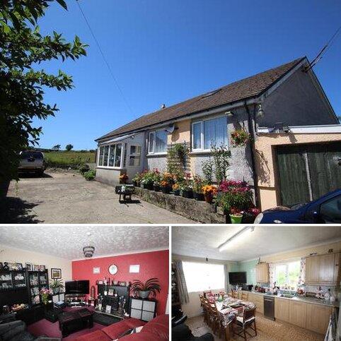 4 bedroom detached bungalow for sale - Mydroilyn, Near Aberaeron