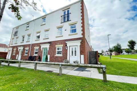 4 bedroom townhouse for sale - Lavender Crescent, Spennymoor