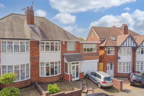 4 bedroom semi-detached house for sale - Dorchester Road, Leicester