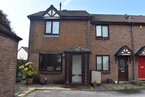 3 bedroom end of terrace house for sale - Rosemary Close, Sketty, Swansea