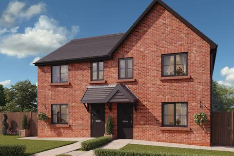 3 bedroom semi-detached house for sale - Plot 63, The Cherry at Grey Gables Farm, Brindle Road, Bamber Bridge PR5
