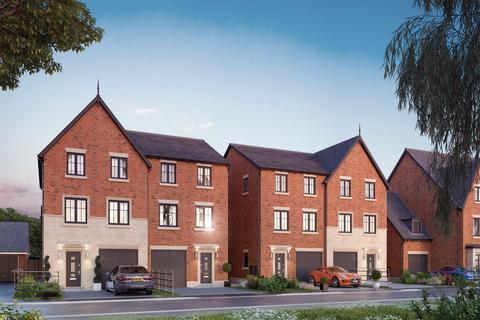 4 bedroom semi-detached house for sale - Plot 39, The Totley Plus at Heatherley Wood, Alderley Park, Nether Alderley SK10
