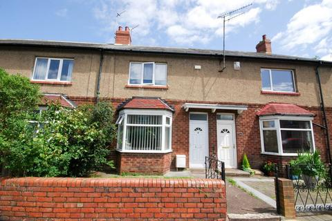 2 bedroom terraced house to rent - Hedley Terrace, Gosforth