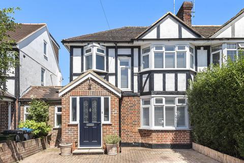 3 bedroom semi-detached house for sale - Barnfield Avenue, Kingston Upon Thames, KT2