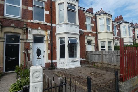 3 bedroom terraced house for sale - Marine Terrace, Blyth, Northumberland, NE24 2LR
