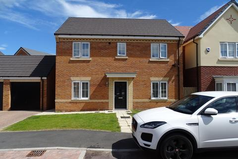 4 bedroom detached house for sale - Agincourt, Houghton Le Spring, Tyne and Wear, DH4 4ZJ