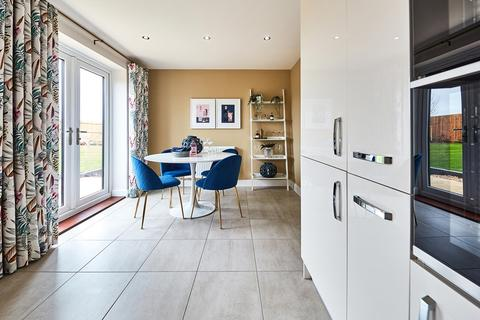 3 bedroom terraced house for sale - The Kestle - Plot 3 at Riverside Mill, Riverside Mill, The Old Mill KT4