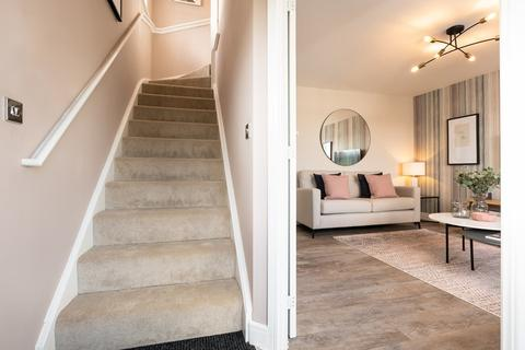 3 bedroom semi-detached house for sale - The Gosford  - Plot 123 at Mulberry Lane, Mulberry Lane, Langley Lane M24