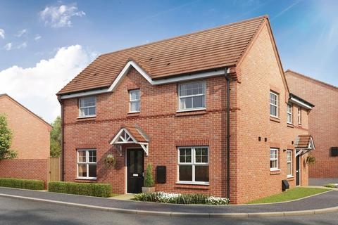 3 bedroom semi-detached house for sale - The Patterdale  - Plot 125 at Mulberry Lane, Mulberry Lane, Langley Lane M24