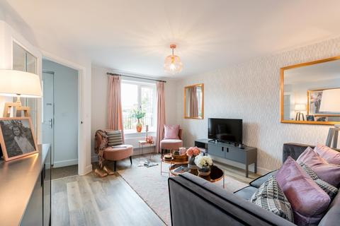 Taylor Wimpey - Hadley Grange2 at Clipstone Park