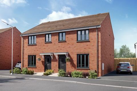 3 bedroom semi-detached house for sale - The Gosford - Plot 93 at Mountbatten Mews, Ottery Moor Lane EX14
