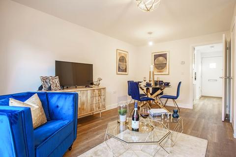 2 bedroom terraced house for sale - The Canford - Plot 994 at Tulip Fields at New Berry Vale, Martlet Way off Glenton Green HP18