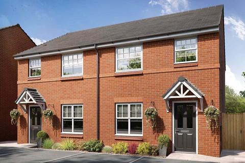 3 bedroom semi-detached house for sale - The Gosford - Plot 30 at Albion Lock, Albion Lock, Booth Lane CW11