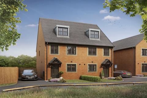 3 bedroom semi-detached house for sale - Alton G - Plot 14 at Woodside, Woodside, Burnley Road BB4