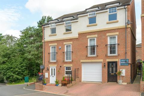 3 bedroom semi-detached house for sale - Loansdean Wood, Morpeth, Northumberland, NE61
