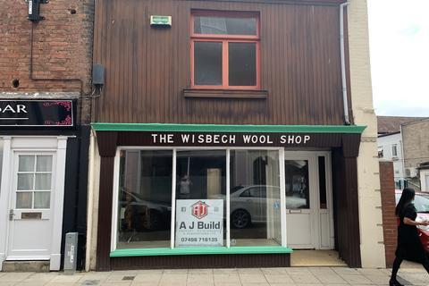 Retail property (high street) to rent - Union Street, Wisbech, PE13