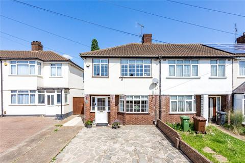 3 bedroom end of terrace house for sale - Valentines Way, Romford, RM7