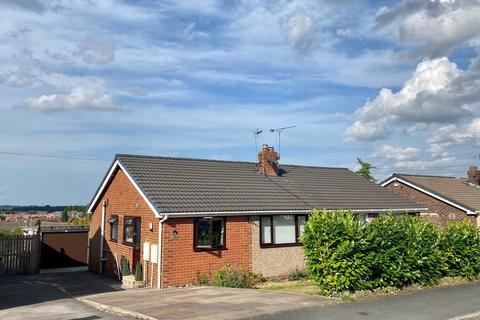 2 bedroom semi-detached bungalow for sale - Oakwood Road, Wetherby, LS22