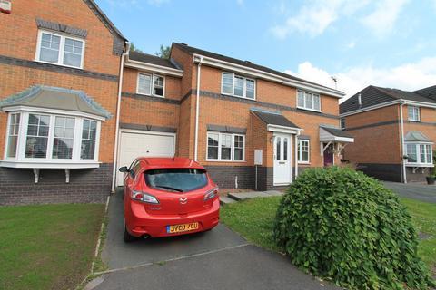 3 bedroom semi-detached house to rent - Bennett Close, Crewe
