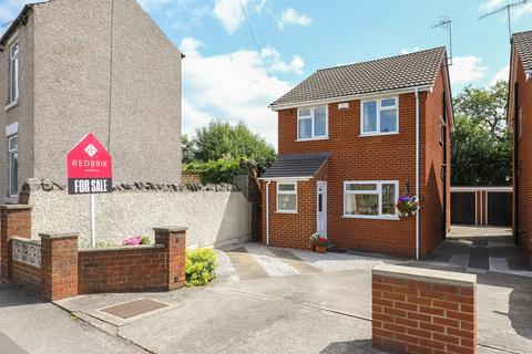 3 bedroom detached house for sale - Old Hall Road, Brampton, Chesterfield