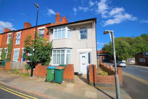 4 bedroom end of terrace house to rent - St. Georges Road, Stoke, Coventry