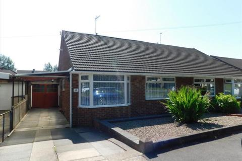 2 bedroom semi-detached bungalow for sale - KINLEY ROAD, CARRVILLE, Durham City, DH1 1LX