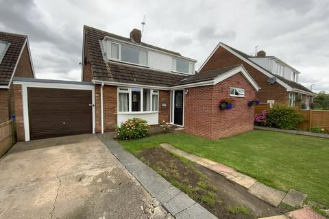 3 bedroom detached house for sale - St. Lukes Close, Cherry Willingham, Lincoln