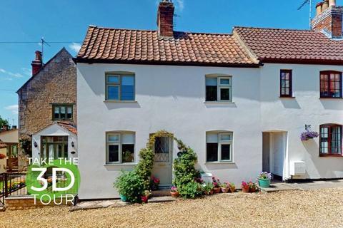 2 bedroom cottage for sale - Crown Street, Ryhall, Rutland