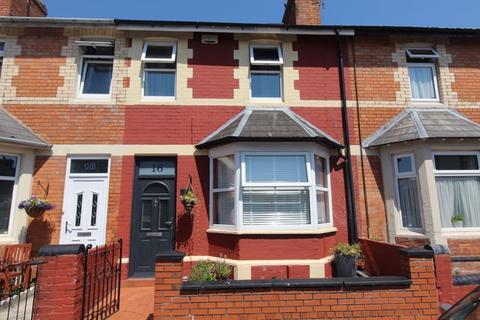 3 bedroom terraced house for sale - Gaen Street, Barry CF62 6JZ