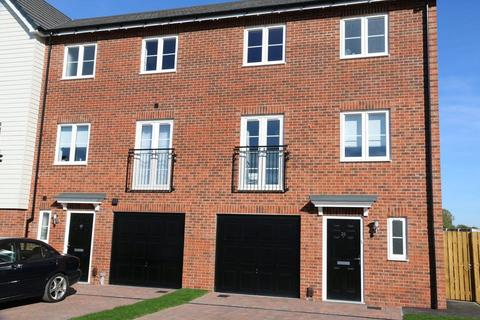4 bedroom semi-detached house for sale - PLOT 321 WALDEN PHASE 3/5, Navigation Point, Cinder Lane, Castleford