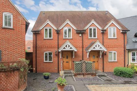 2 bedroom terraced house for sale - Castle Gardens, Letcombe Regis