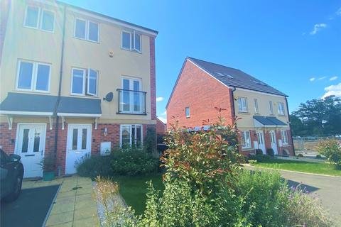 3 bedroom end of terrace house to rent - Homington Avenue, Badbury Park, Swindon, SN3