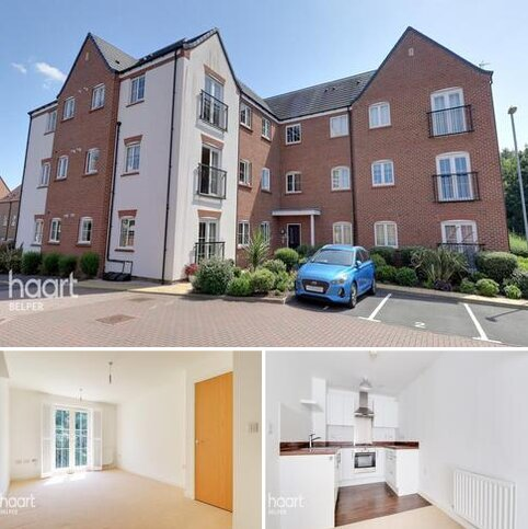 1 bedroom apartment for sale - Denby Bank, Marehay, Ripley