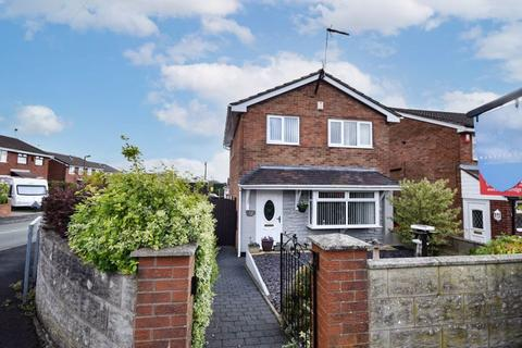 3 bedroom detached house for sale - Shrewsbury Drive, Red Street, Newcastle
