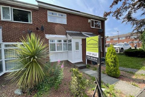 2 bedroom terraced house for sale - * Free Hold * 2 Bedroom Mid Terrace House * Worthing Close, Wallsend