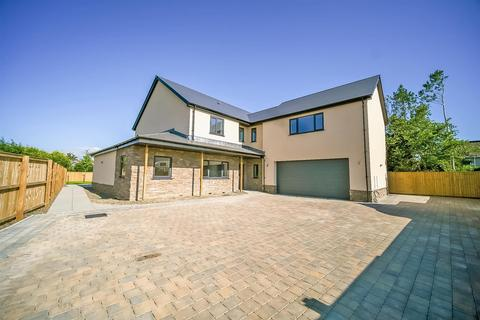 5 bedroom detached house for sale - Gower Road, Upper Killay, Swansea