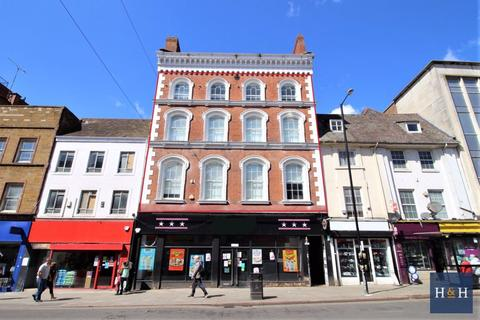 2 bedroom flat to rent - THE DRAPERY, TOWN CENTRE - NN1