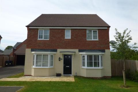 4 bedroom detached house to rent - Moseley Avenue, Market Harborough