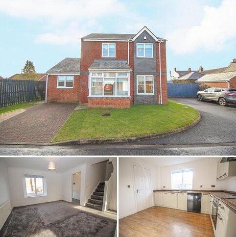 3 bedroom detached house for sale - Peel Court, Seaton Burn, Newcastle Upon Tyne