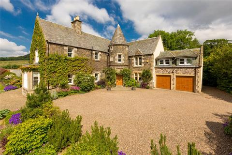 5 bedroom character property for sale - Eshiels House, Peebles, EH45