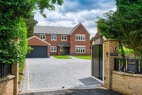 5 bedroom detached house for sale - Pine Woods, Sytch Lane, Wombourne, Wolverhampton, South Staffordshire, WV5