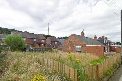 Plot for sale - James Street, Dipton, Stanley