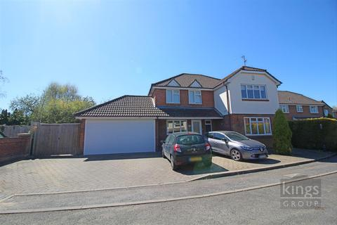 4 bedroom detached house for sale - Wyldwood Close, Old Harlow
