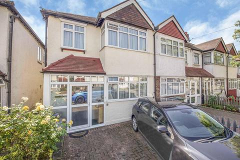 3 bedroom end of terrace house for sale - Woodfield Gardens, New Malden, KT3