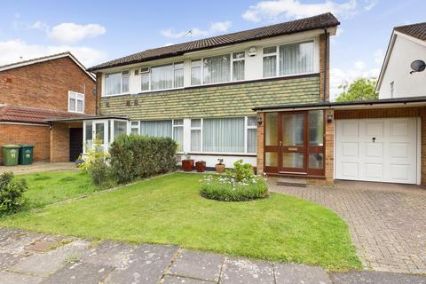 3 bedroom semi-detached house for sale - Russell Drive, Stanwell Village, Middlesex, TW19