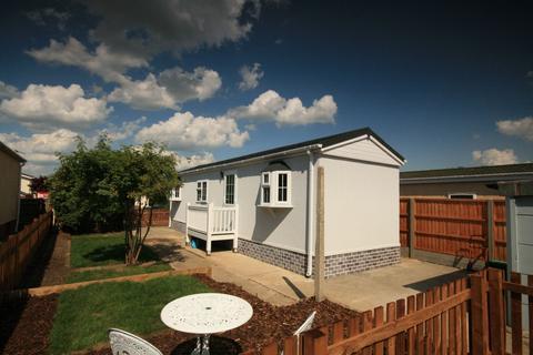 1 bedroom park home for sale - St. Nicholas Park, Marston, OX3