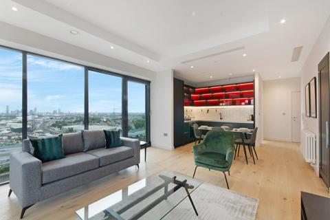 2 bedroom apartment to rent - Defoe House, London City Island, London, E14